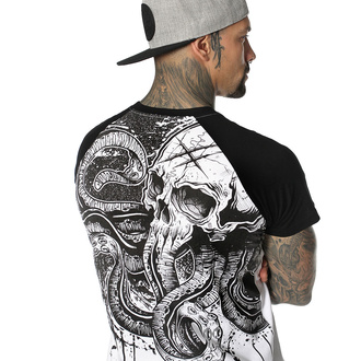 t-shirt hardcore men's - KRAKEN - HYRAW - SS20-M21-TSH