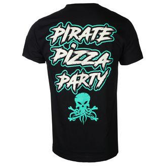 t-shirt men ALESTORM - PIRATE PIZZA PARTY - PLASTIC HEAD, PLASTIC HEAD, Alestorm