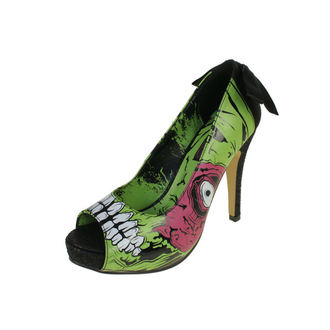 high heels women's - IRON FIST - IFW0005227-Green