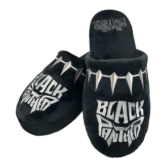 slippers unisex Marvel Comics - NNM - 918_Black Panther