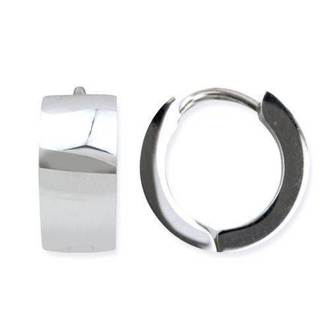 Earrings ETNOX - hoops with joint, ETNOX