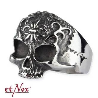 ring ETNOX - Ornament Skull