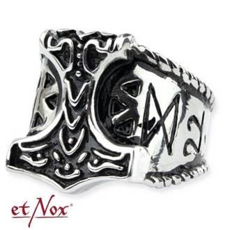 ring ETNOX - Thor´s Hammer, ETNOX