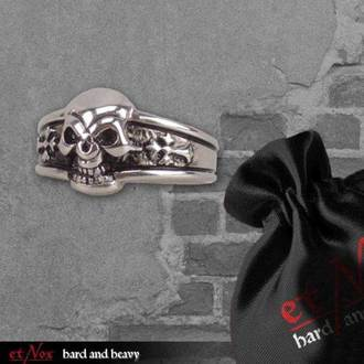 ring ETNOX - Dark Skull, ETNOX