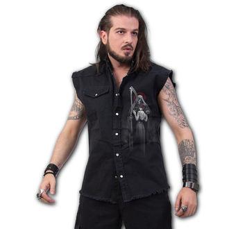Men's sleeveless shirt SPIRAL - DEAD KISS - D076M602