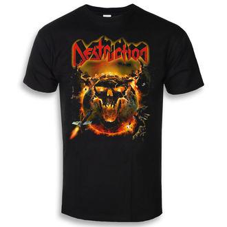 t-shirt metal men's Destruction - Under attack - NUCLEAR BLAST, NUCLEAR BLAST, Destruction