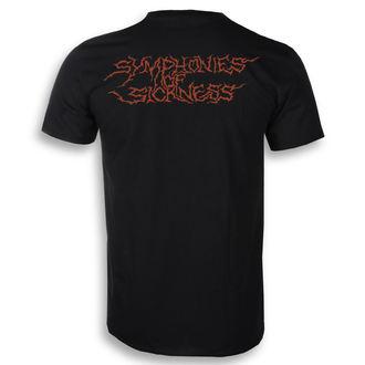 t-shirt metal men's Carcass - Symphonies of sickness - NUCLEAR BLAST, NUCLEAR BLAST, Carcass