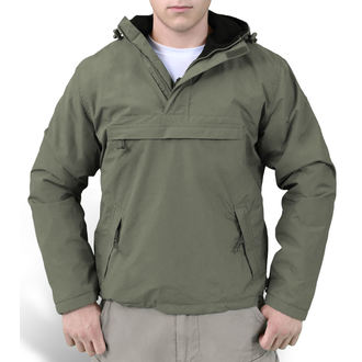spring/fall jacket - WINDBREAKER OLIVO - SURPLUS, SURPLUS