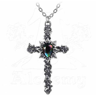 Necklace ALCHEMY GOTHIC - Ivy Cross - P804