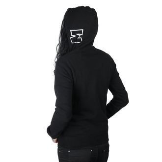 hoodie women's - SQUAD PO BLK - METAL MULISHA, METAL MULISHA