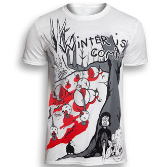 t-shirt men's - Winter is Coming - ALISTAR, ALISTAR