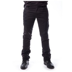 Trousers Men VIXXSIN - JESSE - BLACK, VIXXSIN