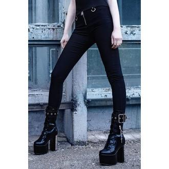 Women's trousers KILLSTAR - Jessie - BLACK - KSRA001736