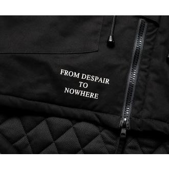 Winter jacket (unisex) DISTURBIA - Dissent - AW18M17