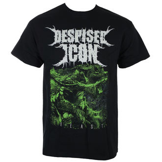 t-shirt metal men's Despised Icon - BEAST - Just Say Rock, Just Say Rock, Despised Icon
