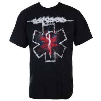 t-shirt metal men's Carcass - UNFIT - Just Say Rock, Just Say Rock, Carcass