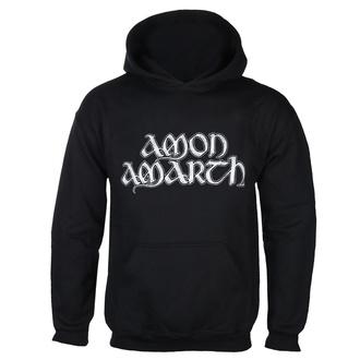 hoodie men's Amon Amarth - GREY SKULL - PLASTIC HEAD - PH11896HSW
