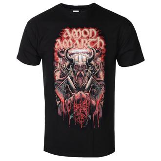 t-shirt metal men's Amon Amarth - FIGHT - PLASTIC HEAD - PH11895