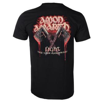 Metal T-Shirt men's Amon Amarth - FIGHT - PLASTIC HEAD - PH11895