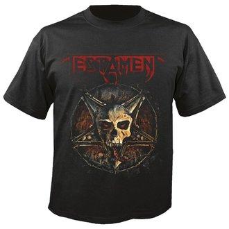 t-shirt metal men's Testament - First strike 2017 - NUCLEAR BLAST