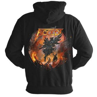 hoodie men's Accept - The rise of chaos - NUCLEAR BLAST, NUCLEAR BLAST, Accept