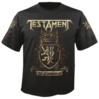 t-shirt metal men's Testament - Eindhoven - NUCLEAR BLAST