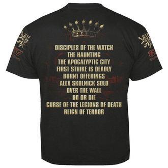 t-shirt metal men's Testament - Eindhoven - NUCLEAR BLAST, NUCLEAR BLAST, Testament