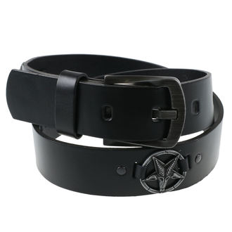 Belt Baphomet, JM LEATHER