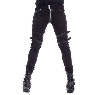 Women's Pants HEARTLESS - JOY - BLACK - POI495