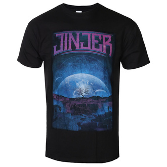 t-shirt metal men's Jinjer - Purple Haze - NAPALM RECORDS - TS_5804
