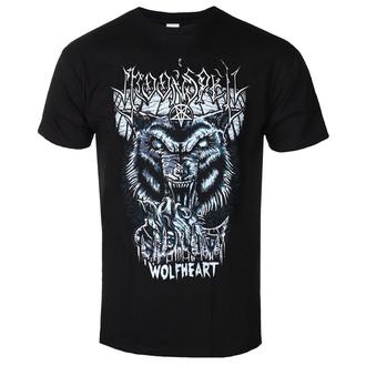 t-shirt metal men's Moonspell - WOLFHEART - PLASTIC HEAD - PH11741