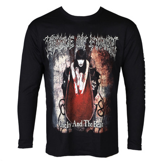 t-shirt metal men's Cradle of Filth - CRUELTY AND THE BEAST - PLASTIC HEAD - PH11562LS