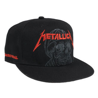 Cap Metallica - One Justice - Black, NNM, Metallica