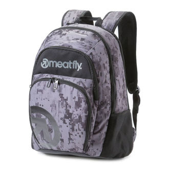backpack MEATFLY - Vault - A Binary Camo, MEATFLY