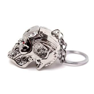 Key ring (pendant) TERMINATOR - SILVER - METAL - LEGEND - GOTERMDKC001