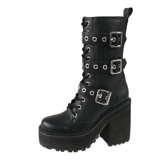 wedge boots - VENDETTA - KILLSTAR, KILLSTAR