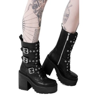 wedge boots - VENDETTA - KILLSTAR