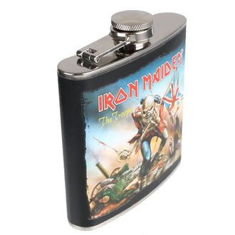 Hip Flask Iron Maiden - Trooper, NNM, Iron Maiden