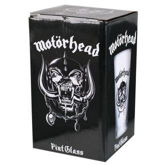 Glass Motörhead, Motörhead
