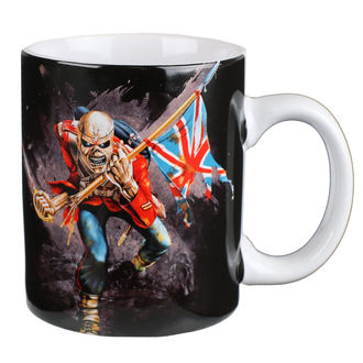 Mug Iron Maiden - The Trooper, Iron Maiden