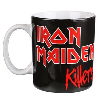 Mug Iron Maiden - Killers, Iron Maiden