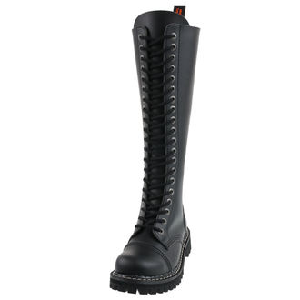 leather boots unisex - KMM