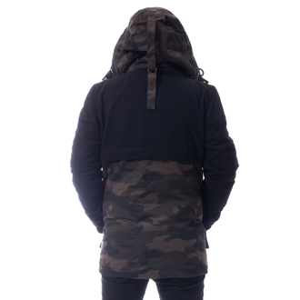 winter jacket - KNOCKOUT PARKA - POIZEN INDUSTRIES, POIZEN INDUSTRIES