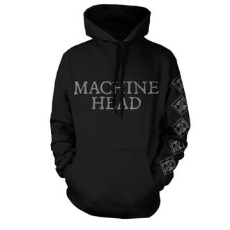 hoodie men's Machine Head - Lion Crest Rays - NNM - RTMHHDBLIO