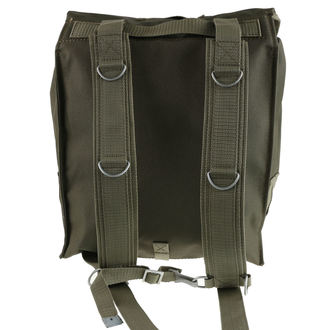 Backpack Cube - OLIVE - PLEC-001