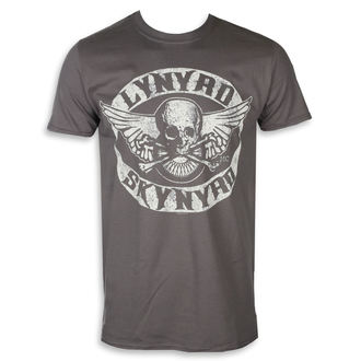 t-shirt metal men's Lynyrd Skynyrd - BIKER PATCH - PLASTIC HEAD, PLASTIC HEAD, Lynyrd Skynyrd