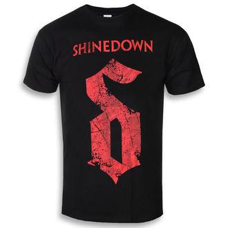 t-shirt metal men's Shinedown - THE VOICES - PLASTIC HEAD, PLASTIC HEAD, Shinedown