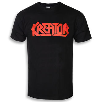 t-shirt metal men's Kreator - LOGO - PLASTIC HEAD, PLASTIC HEAD, Kreator