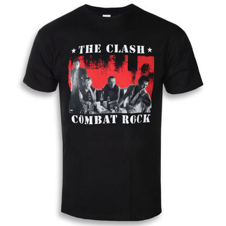 t-shirt metal men's Clash - BANGKOK COMBAT ROCK - PLASTIC HEAD, PLASTIC HEAD, Clash