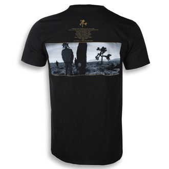 t-shirt metal men's U2 - JOSHUA TREE - PLASTIC HEAD, PLASTIC HEAD, U2